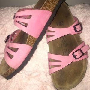 Womens Birkenstock Arizona Soft Footbed Sandal 9